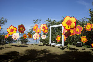 Warhol: Flowers in the Factory to Open at Selby Gardens