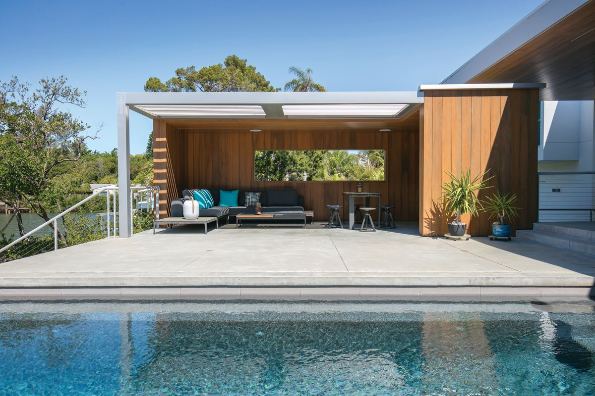 Architect Guy Peterson Grounds His Latest Home Design In Nature Sarasota Magazine