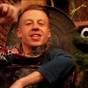 Macklemore on sesame street ngp8za