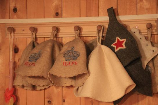 Russian banya hat dzjpbf