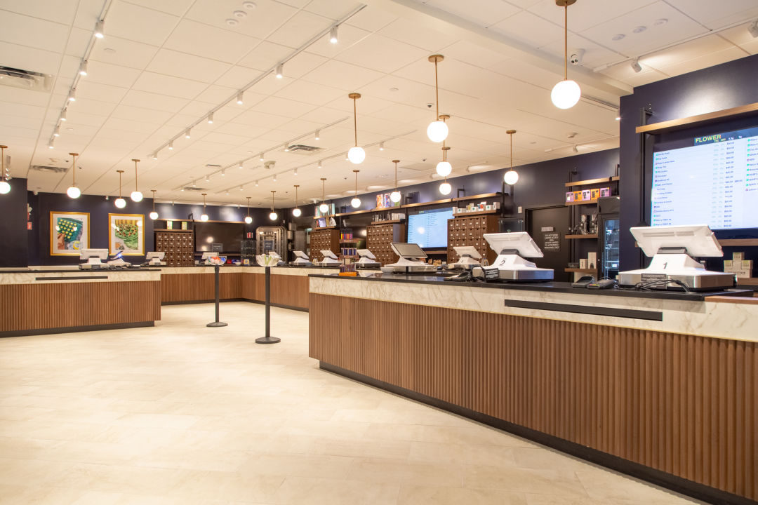 A look at what the Sarasota Cannabist store will look like