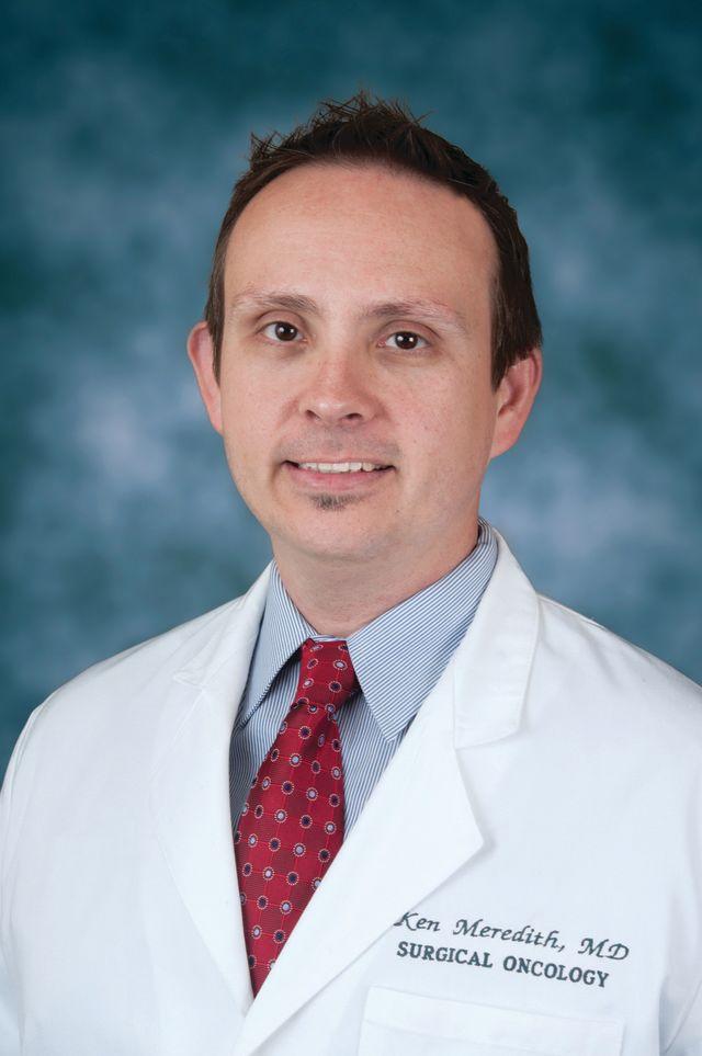 Dr. Ken Meredith