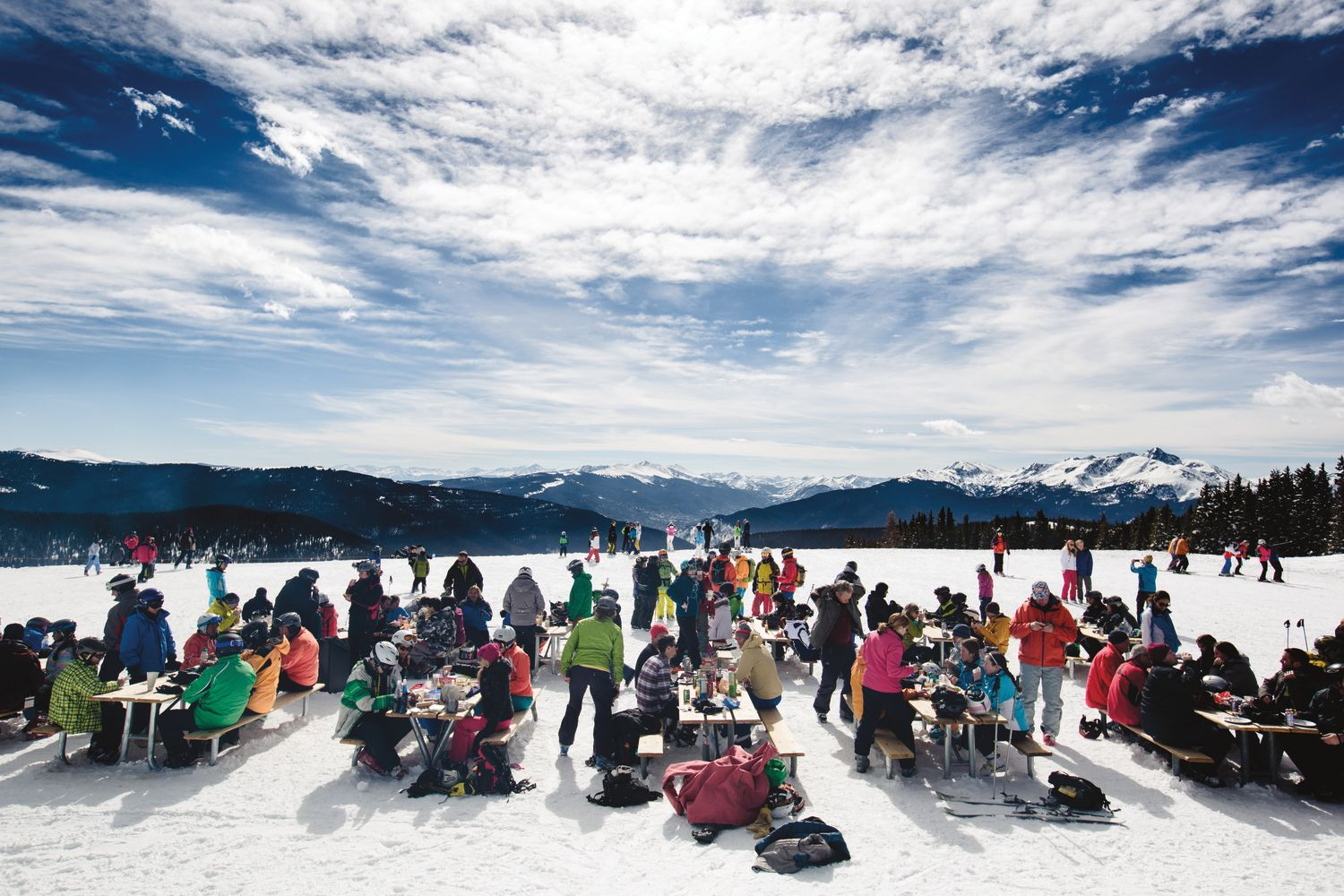 4 Must Try On Mountain Dining Options Vail Beaver Creek Magazine