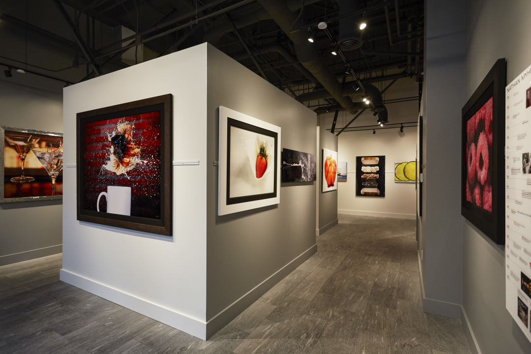 Modernist cuisine gallery seattle interior 1 gvm99p
