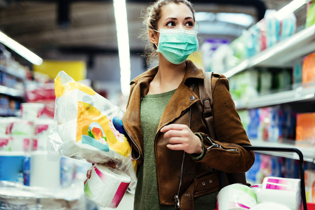 Publix has joined the ranks of other national retailers—including Target, CVS and Walmart—in requiring shoppers to wear face masks.