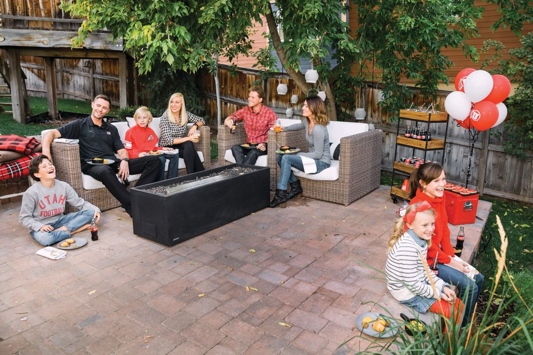 throw the perfect game day backyard tailgate party park city