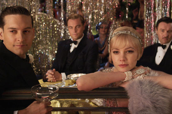 The great gatsby toby maguire leonardo dicaprio carey mulligan oko4lz