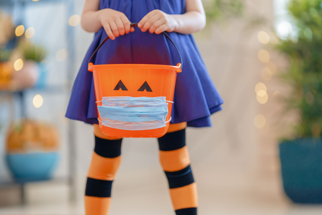 Halloween may be different this year—but there's still lots of fun to be had.