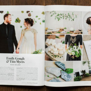 real wedding submissions   Park City Magazine