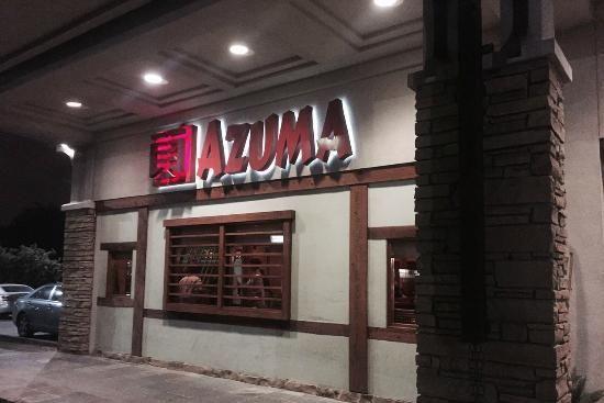 Azuma sushi robata bar a3y4nr