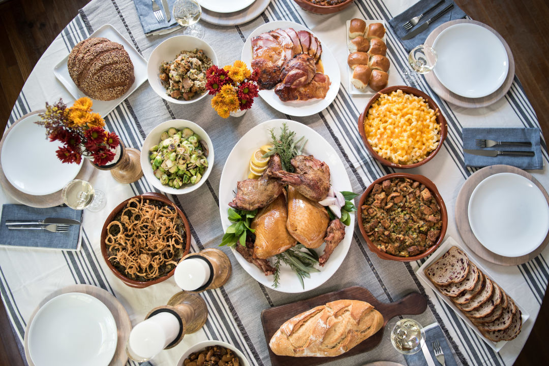 Where To Eat Or Where To Order From This Thanksgiving