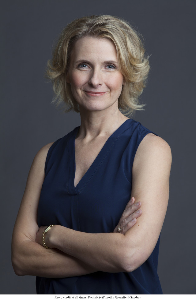 Elizabeth gilbert portrait    official author photo.  c  timothy greenfield sanders m3rhnr