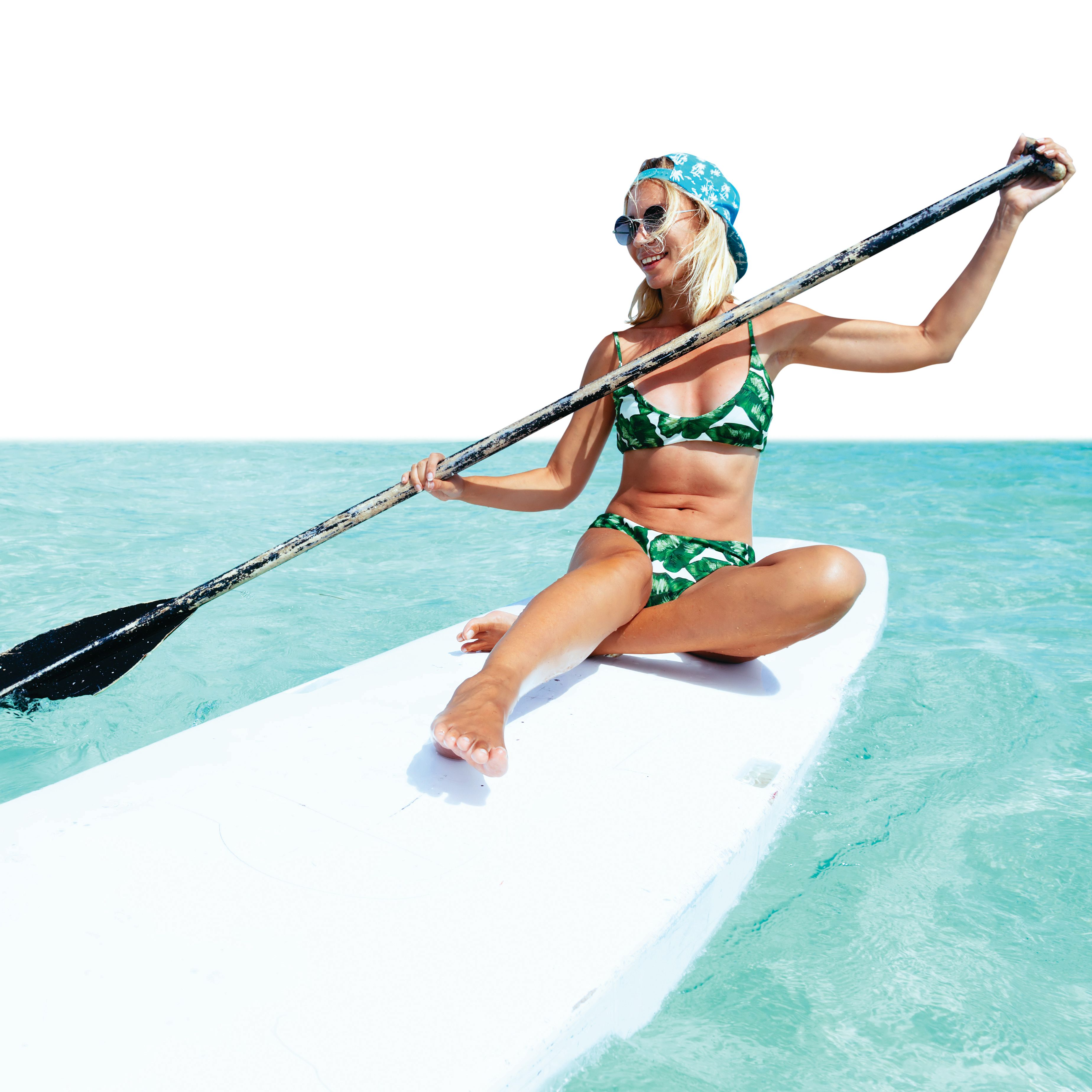 Paddleboarding t3hh5i