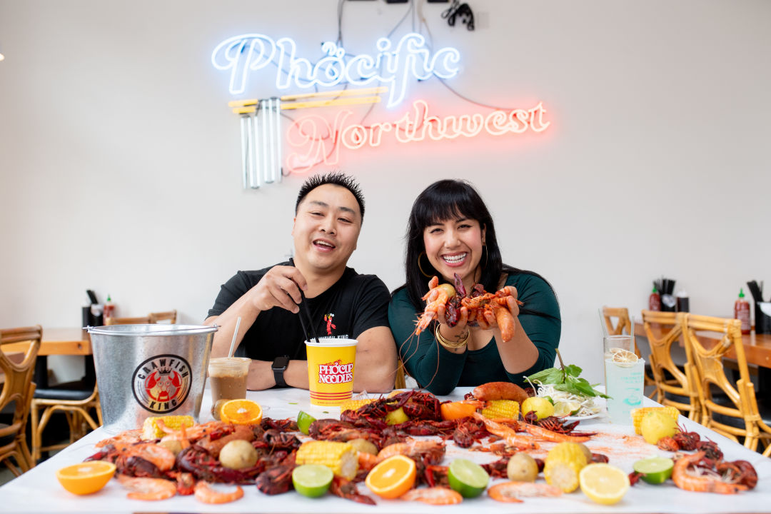 This Viet Cajun Summertime Party Wants To Feed You Seattle Met