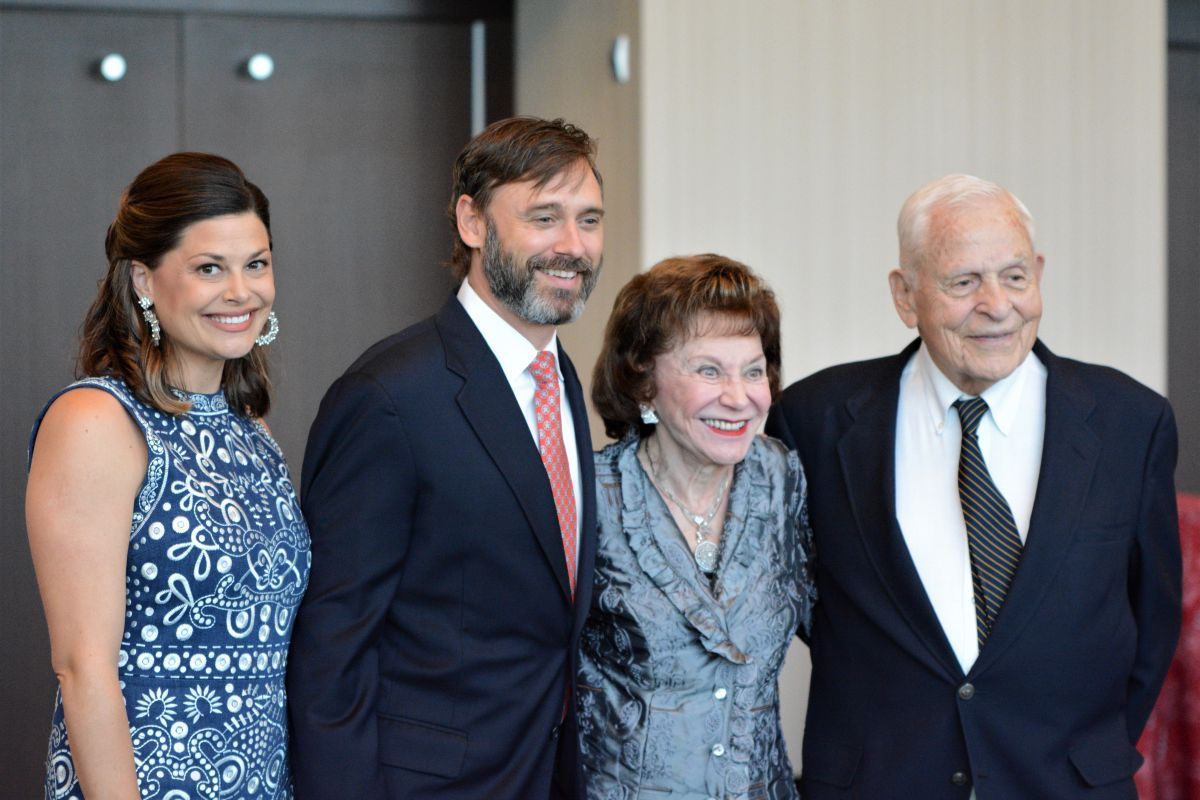 'A Night in Texas' to Remember at the Center for Hearing and Speech Gala