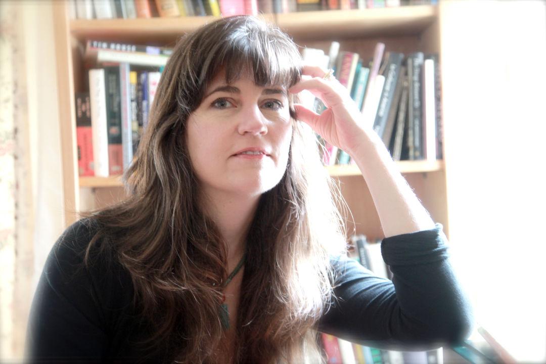 Author photo by bellen drake otxizj