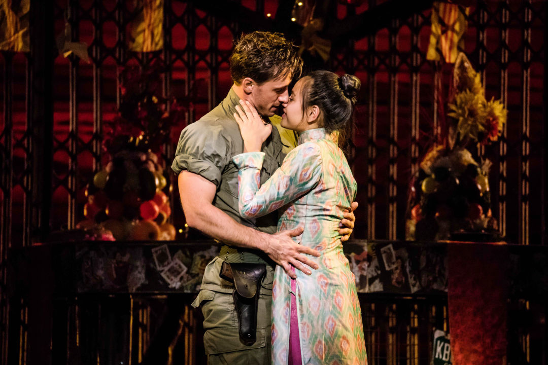 Madama Butterfly' and 'Miss Saigon' Bring Twice the Passion
