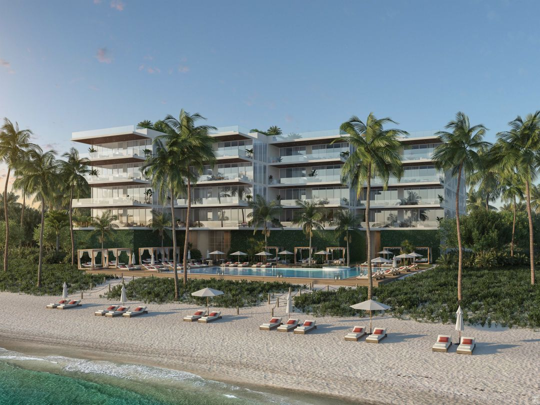 Prices at Sage Longboat Key Residences range from the mid-$4 millions to $6.9 million.
