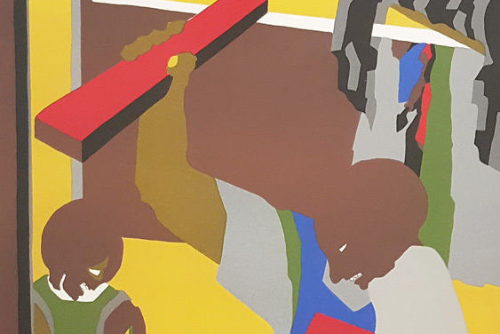 images of hope: selected prints by jacob lawrence   event calendar ...