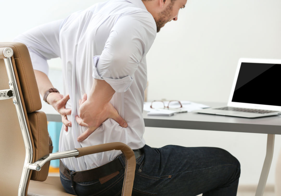 The Truth Behind Your Working From Home Back Pain And What To Do About It Houstonia Magazine