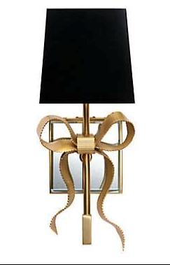 Kate spade mirrored lamp l37qvm