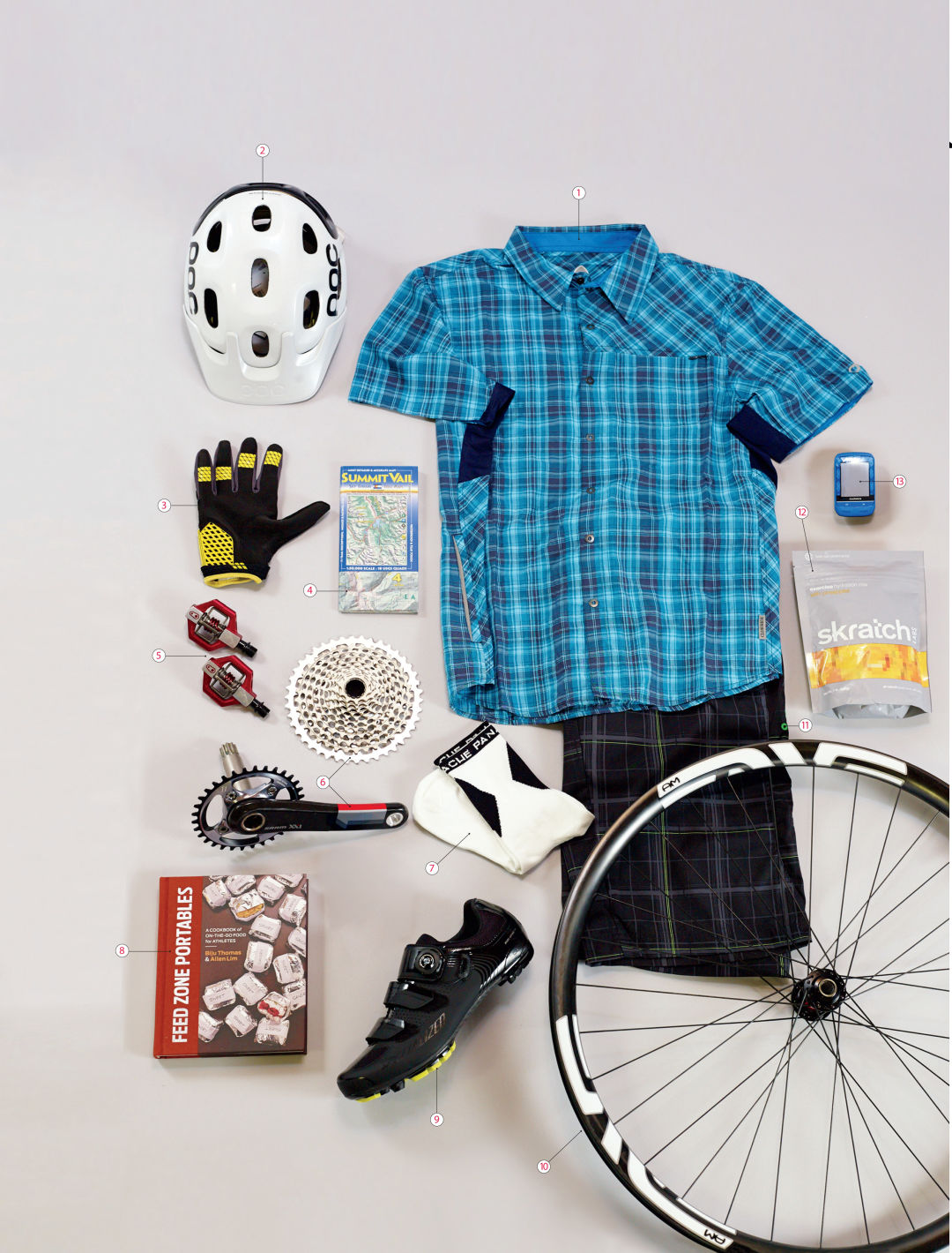 Cosu summer 2014 gear guide bike for him hmghrh