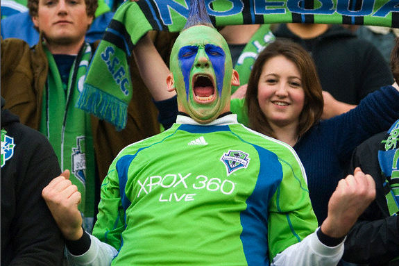 Seattle sounders fan o mrvtj7