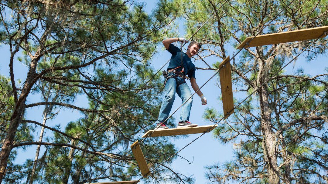 Treeumph  adventure course xbzeok