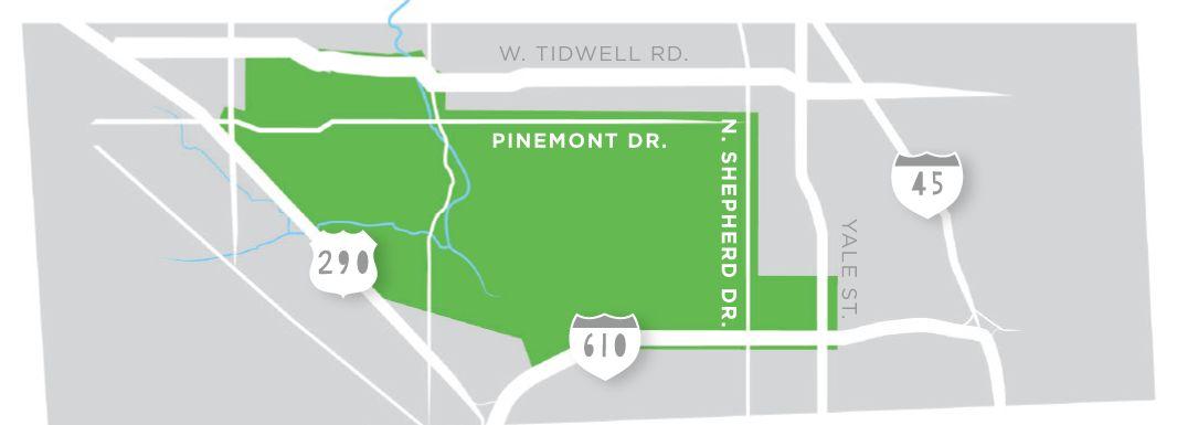 0417 garden oaks oak forest neighborhood map uaglyd