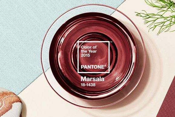 Pantone introducing color of the year marsala banner exvmus