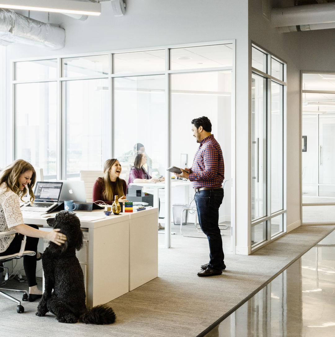 The Secret To Happy Employees? A Great Office Culture
