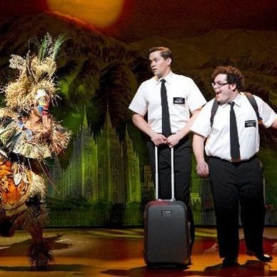 Book of mormon musical nbxfst