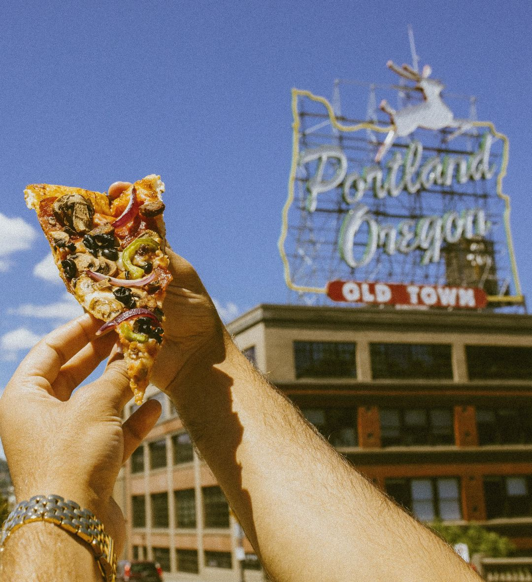 One Slice For All The Rovente Pizzeria Story Portland Monthly