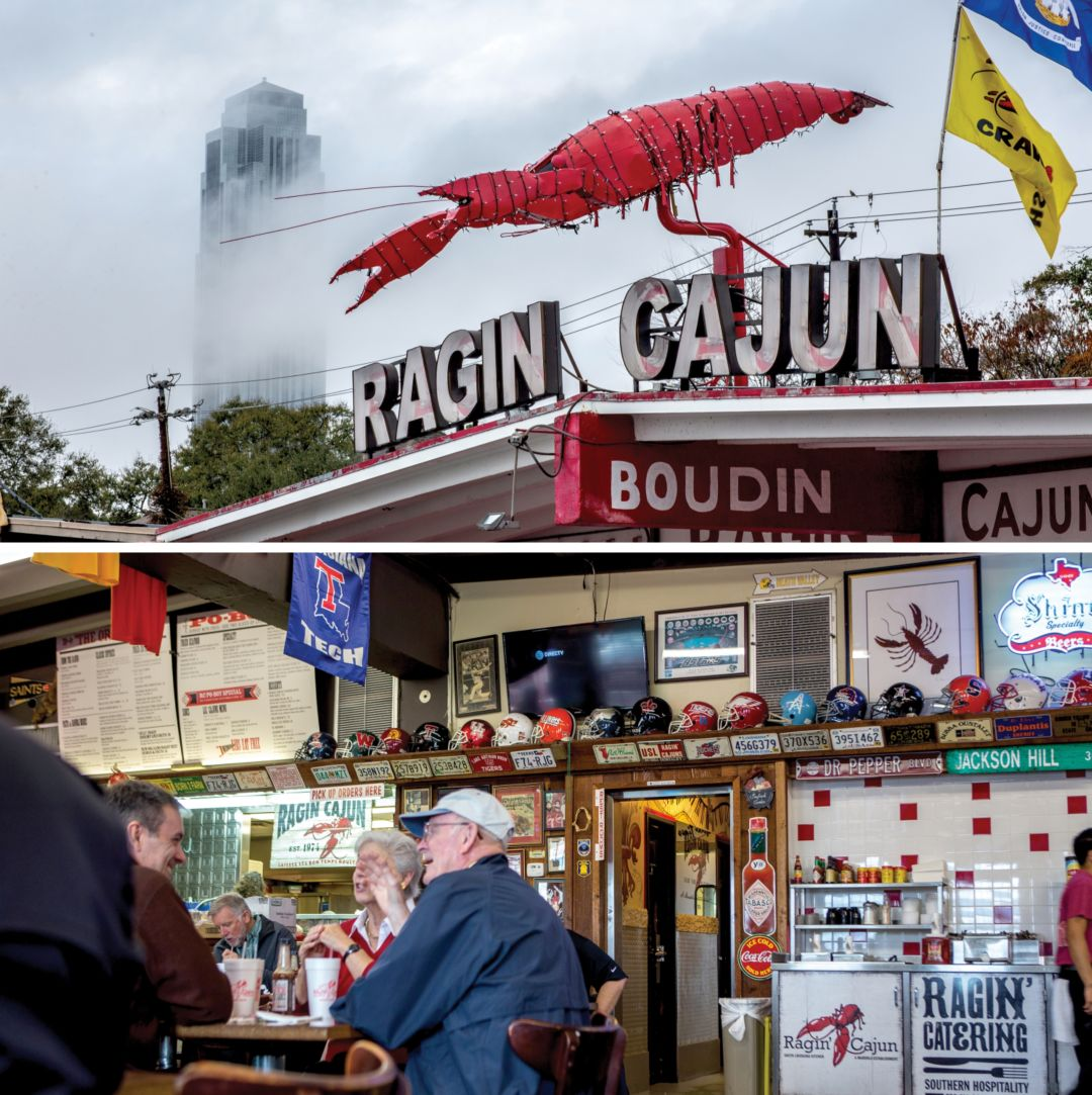 how houston took the louisiana crawfish tradition and made it our