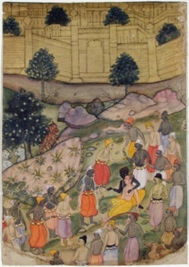 Epic Indian Art: Paintings of the <em>Ramayana</em> at
