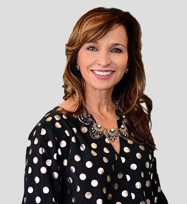 A headshot of Mary Jo Rapini.