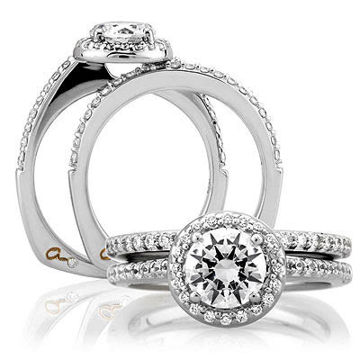Diamond ring szassw