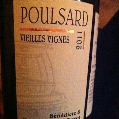 Old vine poulsard jvx9b6