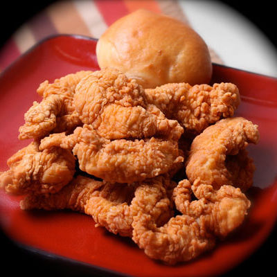 Ezells famous chicken v33nib