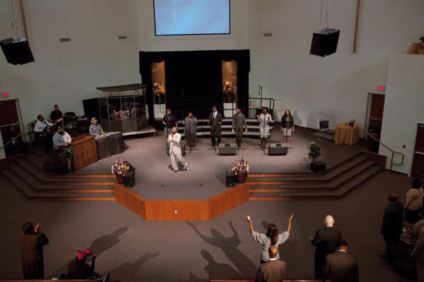 Emmanuel church choir portland ac9kxp
