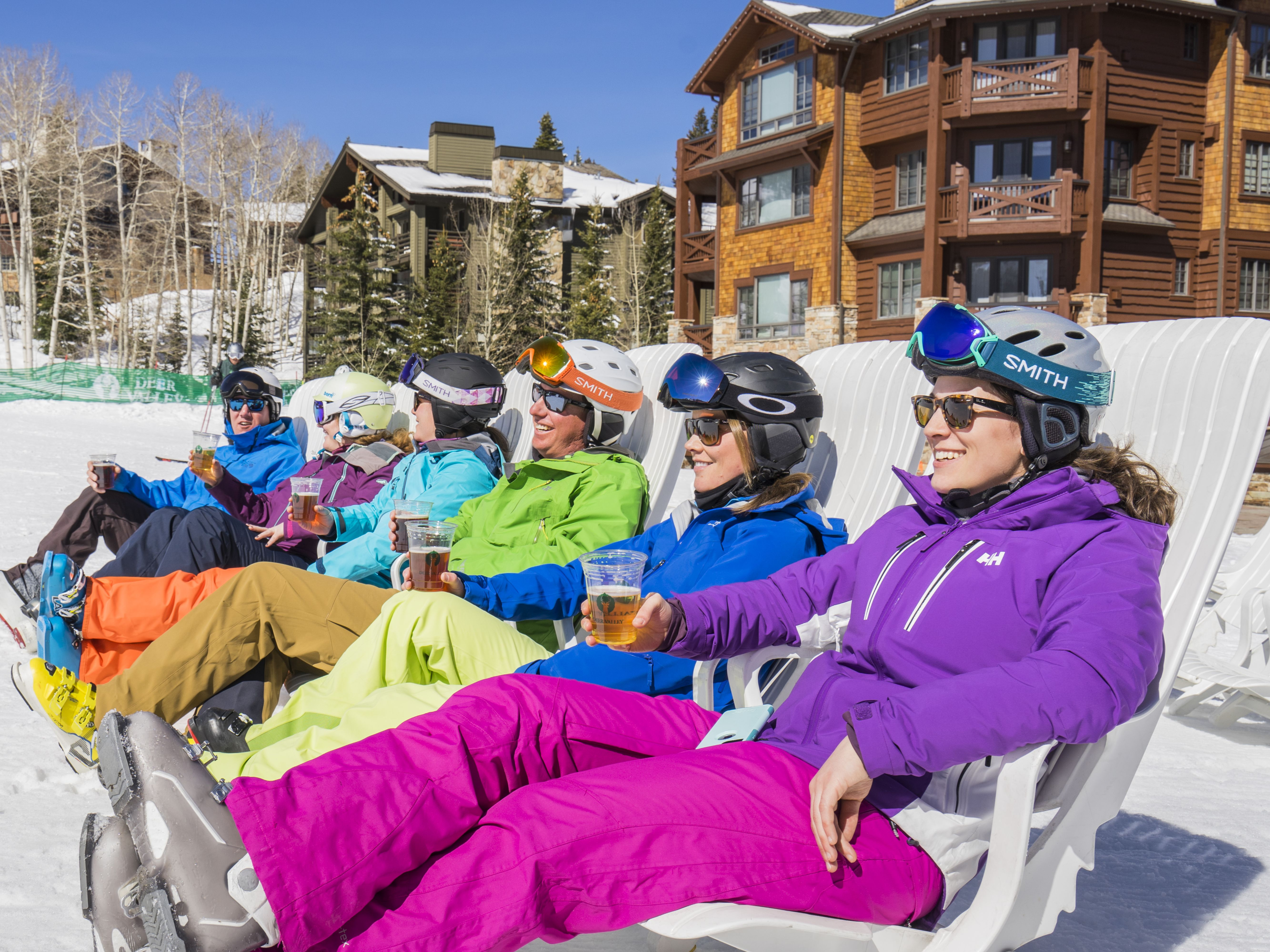 114 deer valley resort winter ski beach cu2h7l