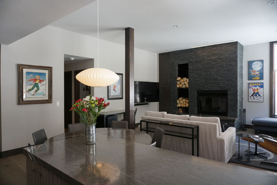 A Five Star Update For A 1980s Creekside Condo | Vail Beaver Creek Magazine