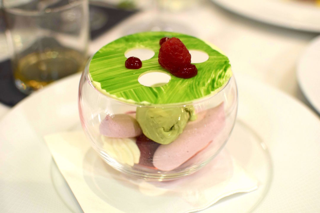 Lucienne pistachio vacherin xrudjp