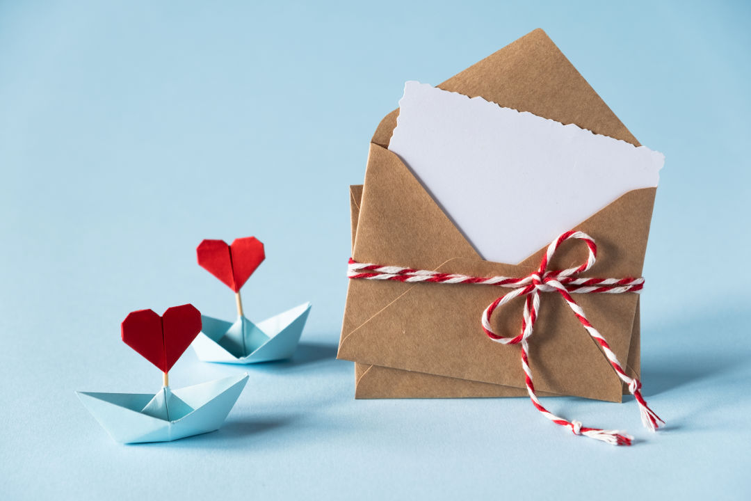 "Feb. 7 is ""National Send a Card to a Friend Day"""