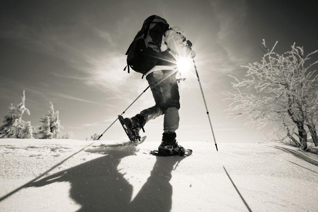 Cosu winter 2013 into the wild snowshoe featured ou3dza