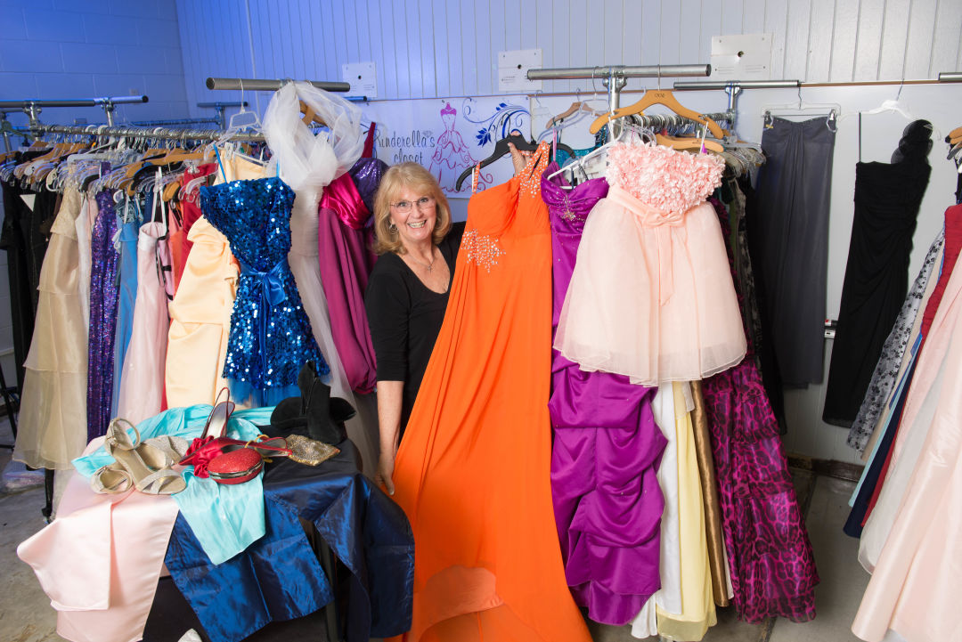 9546fdadc8e7 Christine Mayer Helps Girls' Prom Dreams Come True | Sarasota Magazine