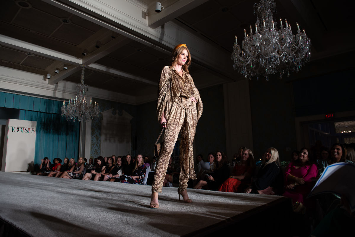 Dramatic Fall Trends Take Center Stage at Junior League's Opening Style Show
