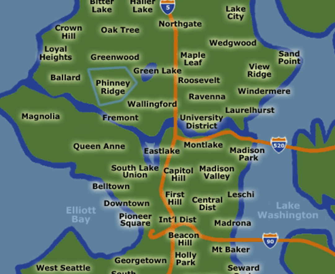Georgetown Seattle Map.Longtime Activist Ejected From Neighborhood Group Seattle Met