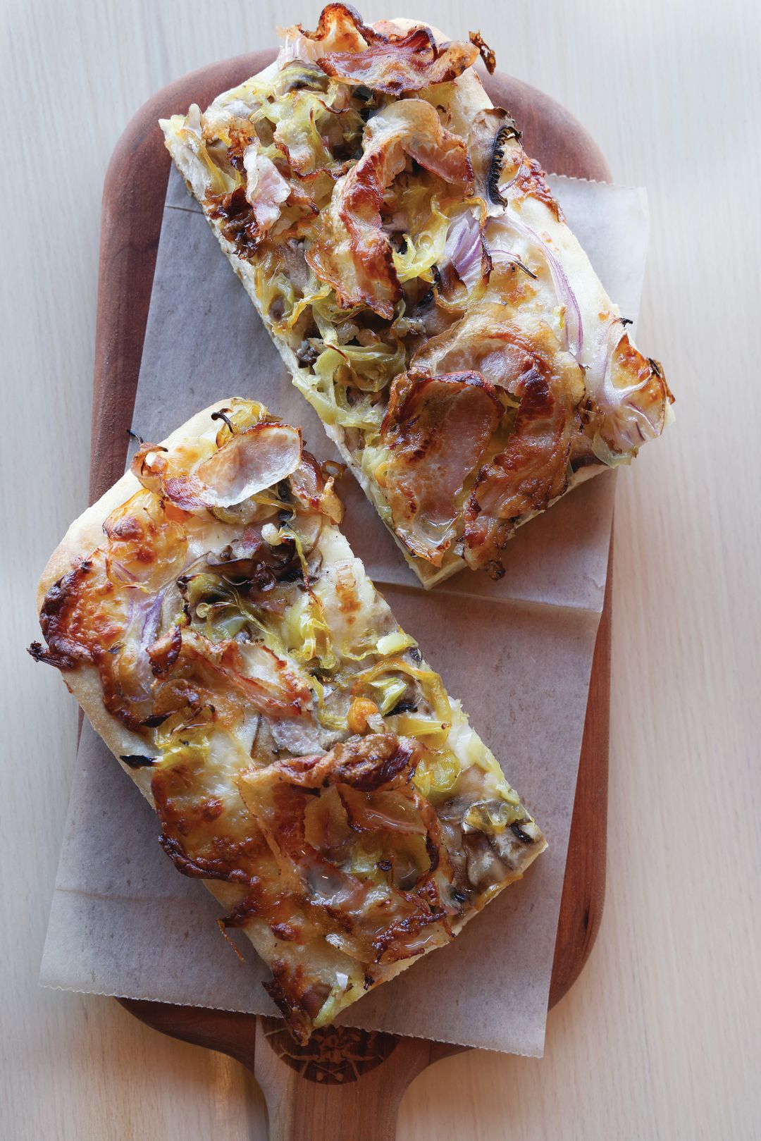 RomanSQ's fra diavolo pizza