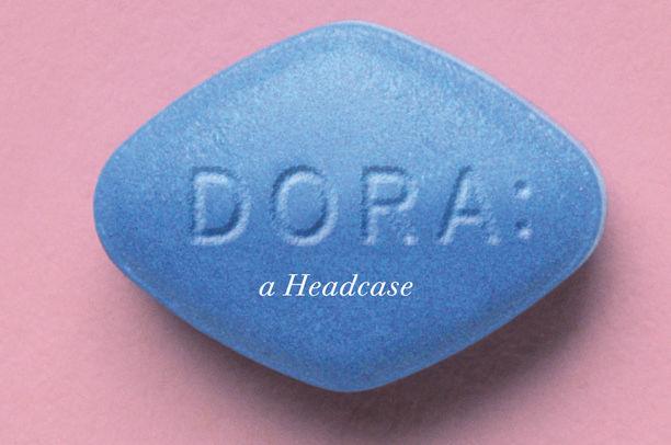 0912 dora a headcase book imd04z